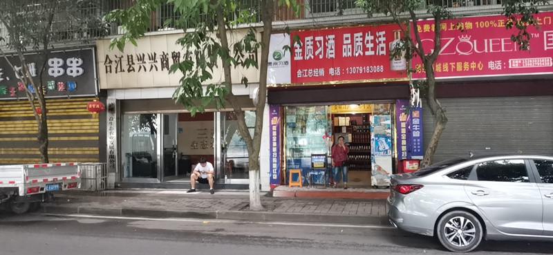 2020年8月8日合江县房屋拍卖公告